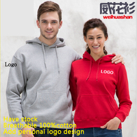 Hooded sweatshirt Free sample Have stock Free colors Free Size Comfortable 400 grams Customized Logo hooded sweatshirt