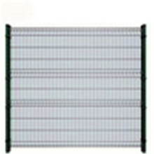Garden Fence, Welded Wire Mesh, Garden PVC coated panel