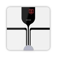 ITO glass Iphone/Android portable Bluetooth Body Fat weighing Scale