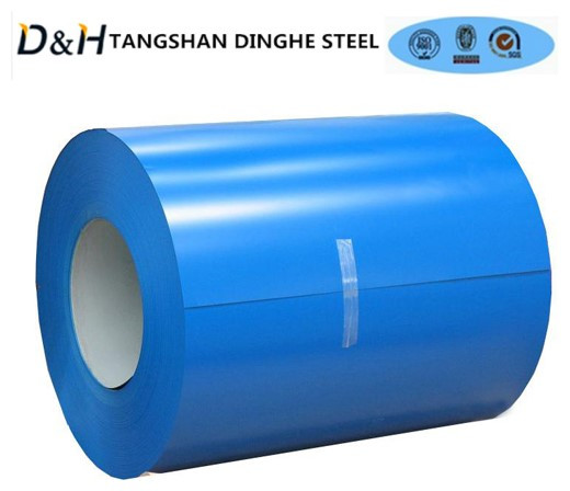 ppgi coil ! metal roofing sizes hot sale ppgi/prepainted galvanized steel coil