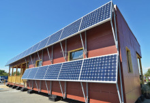 shine 200 w single solar cell solar mounting systems