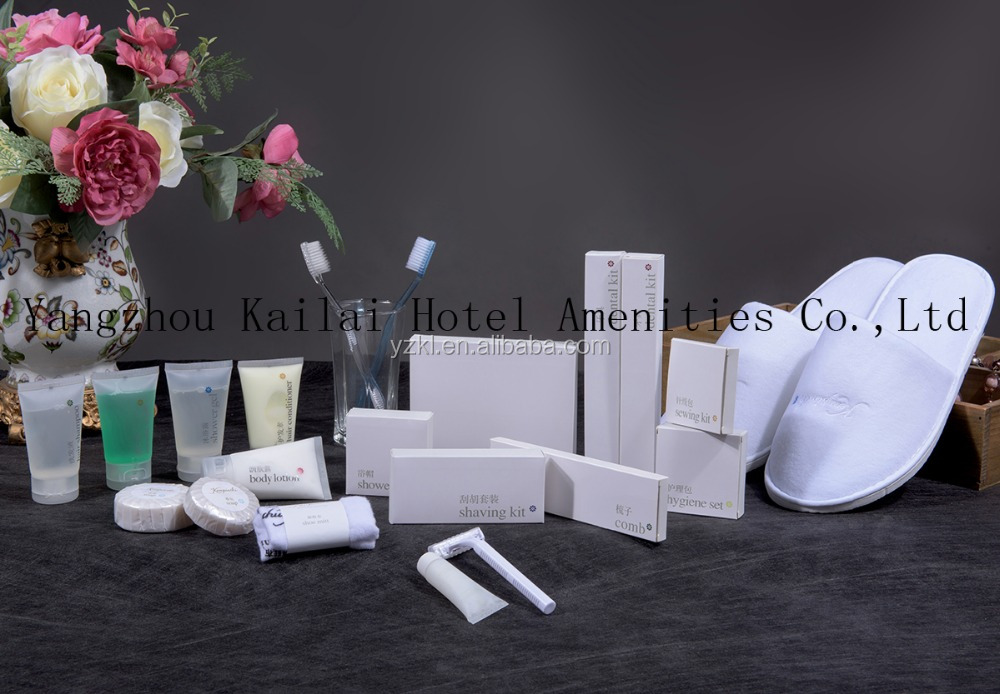 Top selling hotel amenities hotel supplies, lapel pin making supplies