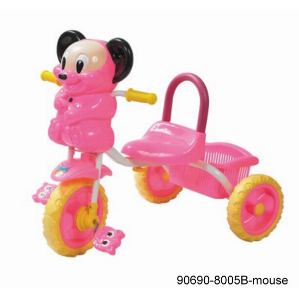 Hot Sell Children Tricycle Cheap Children Tricycle 90690-8005B-mouse