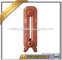 Design heating 19th century steam heater with retro style cast iron radiators on sale