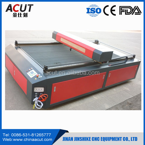 Laser acrylic sheet <strong>cutting</strong> and engraving machine / wood laser engraver / glass engraving machine