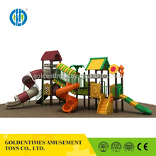 Newest design kindergarten playground new product of children outdoor playground equipment