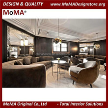 High End Restaurant Furniture/ Restaurant Sofas/ Total Interior Solutions