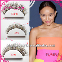 Mink lashes belle eyelash for pupular stars