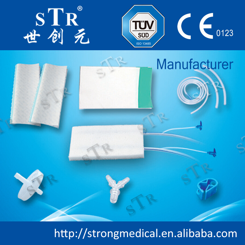 CE Health and Medical Product of Negative Pressure Would Drainage System