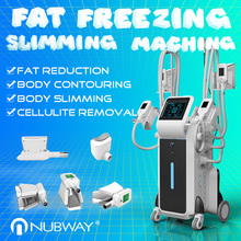 2017 hot fda approved salon use cellulite removal painless fat freezing machine