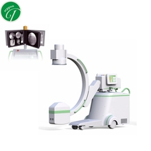 Wildly Used High Frequency Medical Mobile C Arm X Ray System Portable X-ray Machine