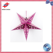 60cm festival creative exporterl Christmas hanging decoration star