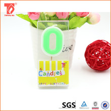 party decoration candle/christmas design candles/christmas round ball candle