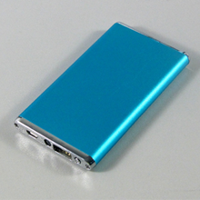 bulk cheap price rohs slim external battery mobile 4000 mah power banks