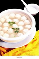Chinese Fish Ball