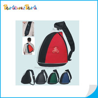 Hot fashion backpack,Triangular backpack