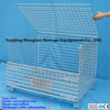 Nanjing Hengtuo Industrial Stackable Storage Wire Cages with Heavy Duty