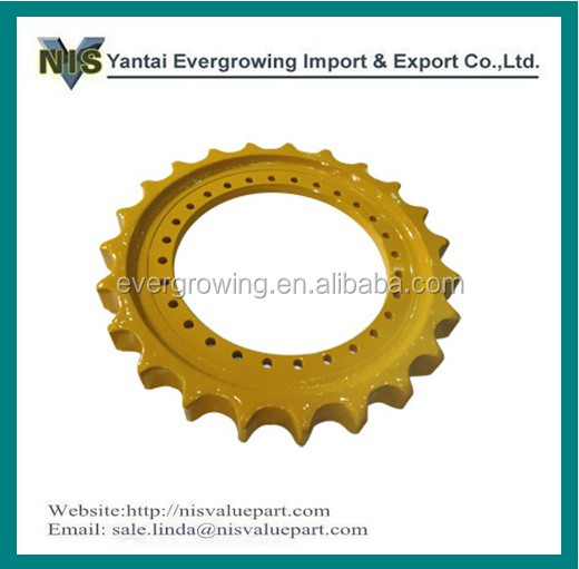 Sprocket roller for Excavator and Bulldozer