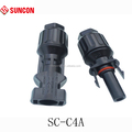 waterproof mc4 solar connector,mc4 solar plug&socket connector ip68 TUV