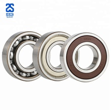 SSB High Quality Flanged bearing for Machinery deep groove ball bearing 623 all series