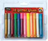 party supply glitter glue for for Kid crafts school stationery