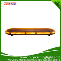 New Arrival Emergency LED Amber Warning Lightbar led TIR lightbar