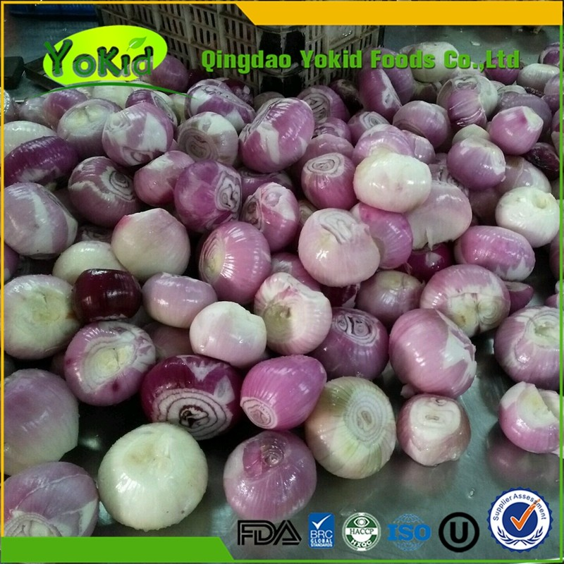Agricultural Products Market Price For Iqf Frozen Red Onion