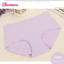 Charmers Wholesale Summer New Women Ice Silk Cool Refreshing Seamless Underwear Triangle briefs