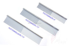 Round Spine Professional Pet Grooming Comb