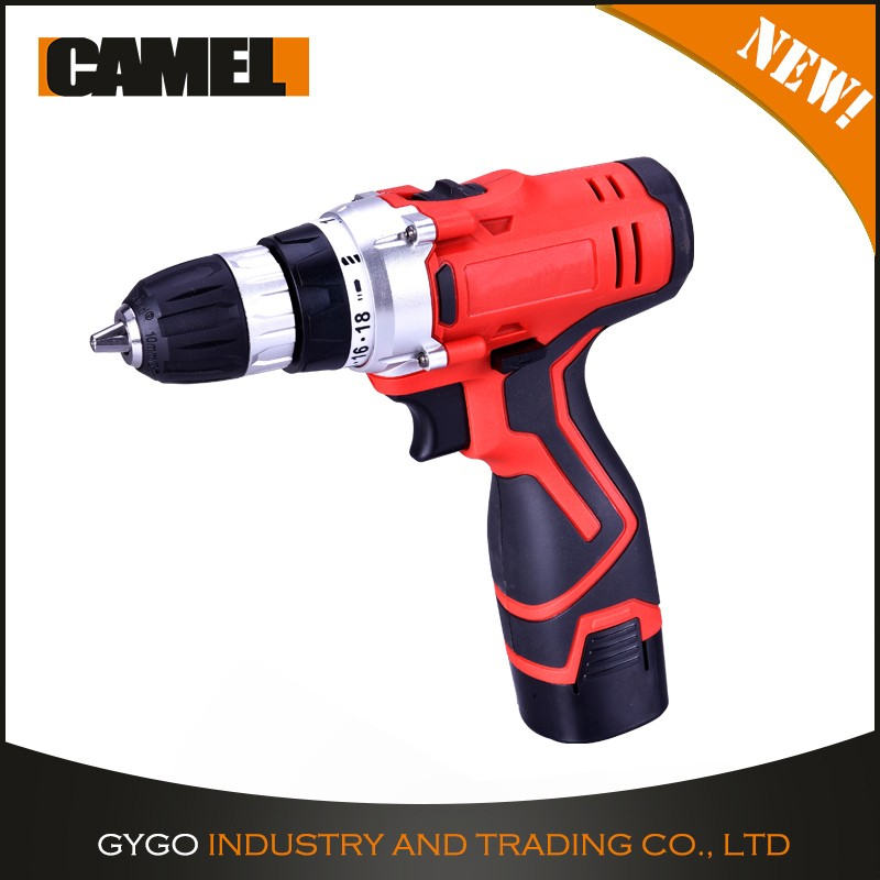 CAMEL 12V dc wireless Stock cordless hand <strong>drill</strong> for sale