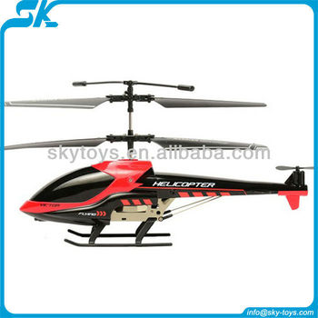 Super Anti-wrestling!S810 3.5CH Micro IR Gyro Helicopter Model
