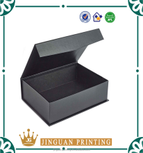Custom printed Luxury gift folding flat shipping apparel packaging paper boxes