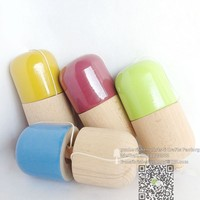 wholesale pu paint pill kendama professional factory outlets wooden toys