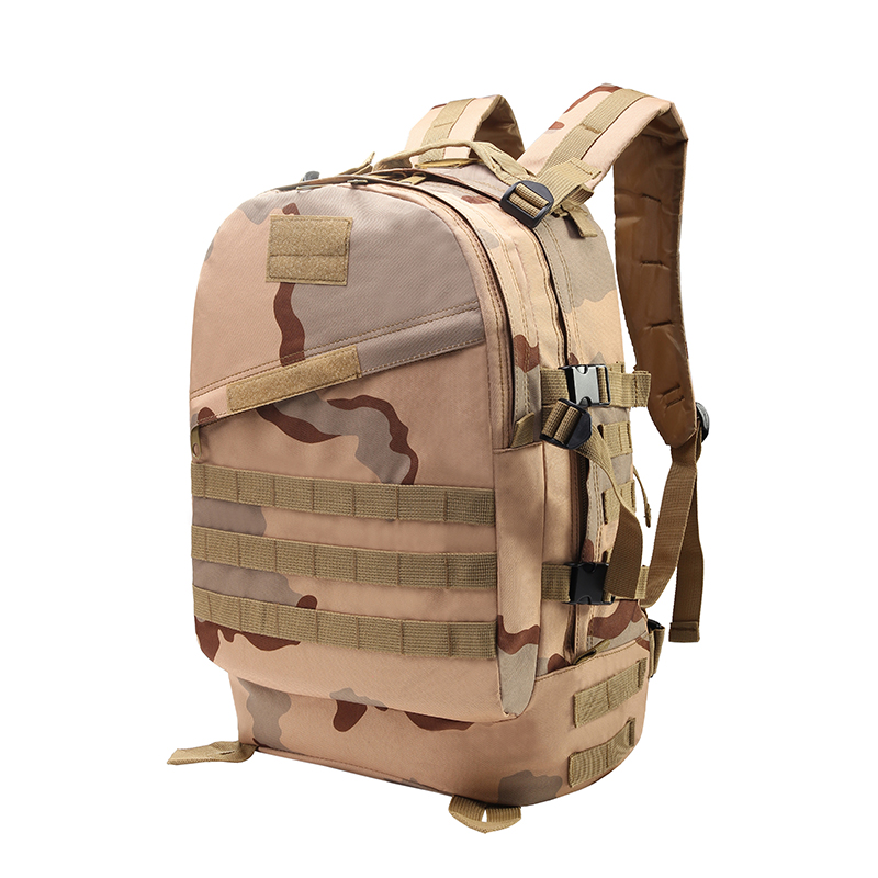 High Quality Camping MilitaryTactical Hiking Backpack Water Resistant Multi-functional Outdoor Military Travel Army Back pack