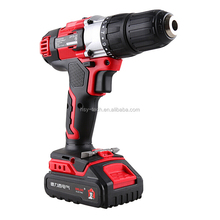 12V Double speed lithium electric drill with 1 batteries 1the charger DPTS high quality rechargeable li-on cordless drill