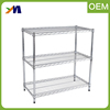 3 Tier Chrome Folding Rack Heavy