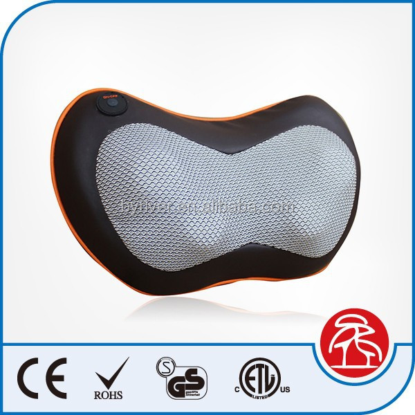 car/home use thermal shiatsu massge pillow