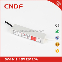 CNDF applied to electronic displays 15w 24v 0.63a waterproof electronic led driver