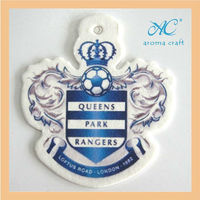 2014 promotional giveaway car air freshener flavour fragrance air fresheners car freshener