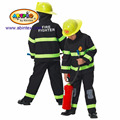 Fireman Costume for kid (04-001)as Boy fire fighter costume with Artpro brand with ARTPRO brand