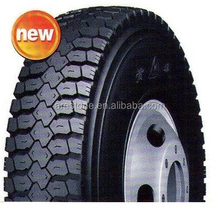 Arestone drive wheel on good road truck tire