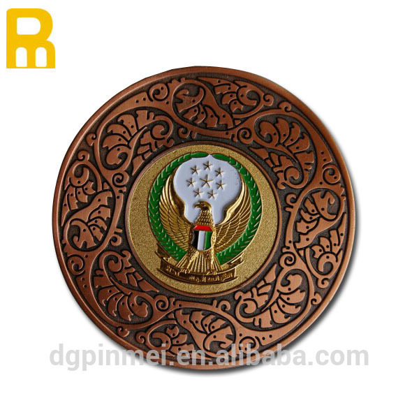 New products for blank silver coin with customized logo