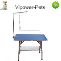 Portable Dog Grooming Table Folding Pet Grooming Table Professional Grooming Desk For Dog Free Shipping