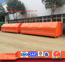 hook lift bins, rear loader garbage bins