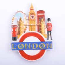 Souvenir Magnet Fridge Resin Items,Make Souvenirs Magnet For London