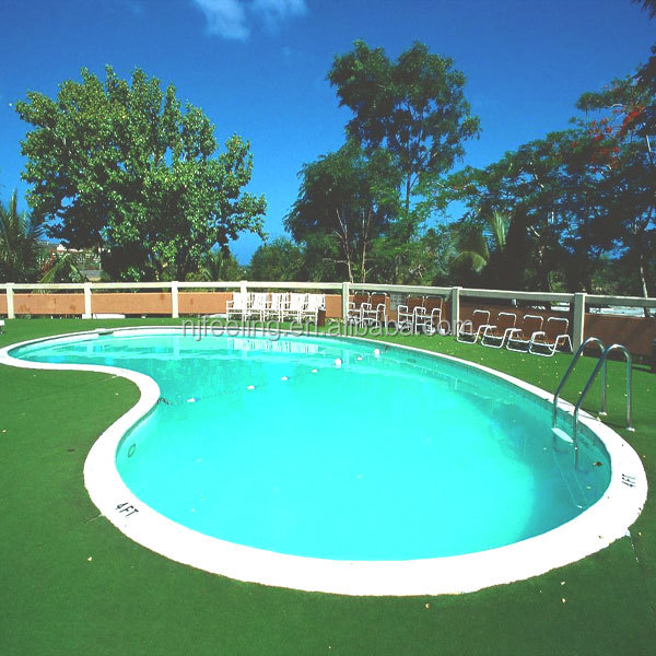 Rubber Swimming Pools : Outdoor swimming pool flooring rubber cover fl a