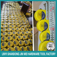 Different Types Bulk Tape Measure Tools with Led Light Made in China