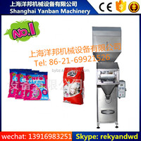 Automatic Granule Filling and weighting Machine for pets food factory direct sale(0086-13916983251)
