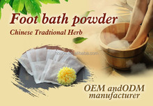 Best Price Natural Zangyaofang Chinese Herbal Medicine Anti-aging Relaxing Relieve Feet Bath Powder
