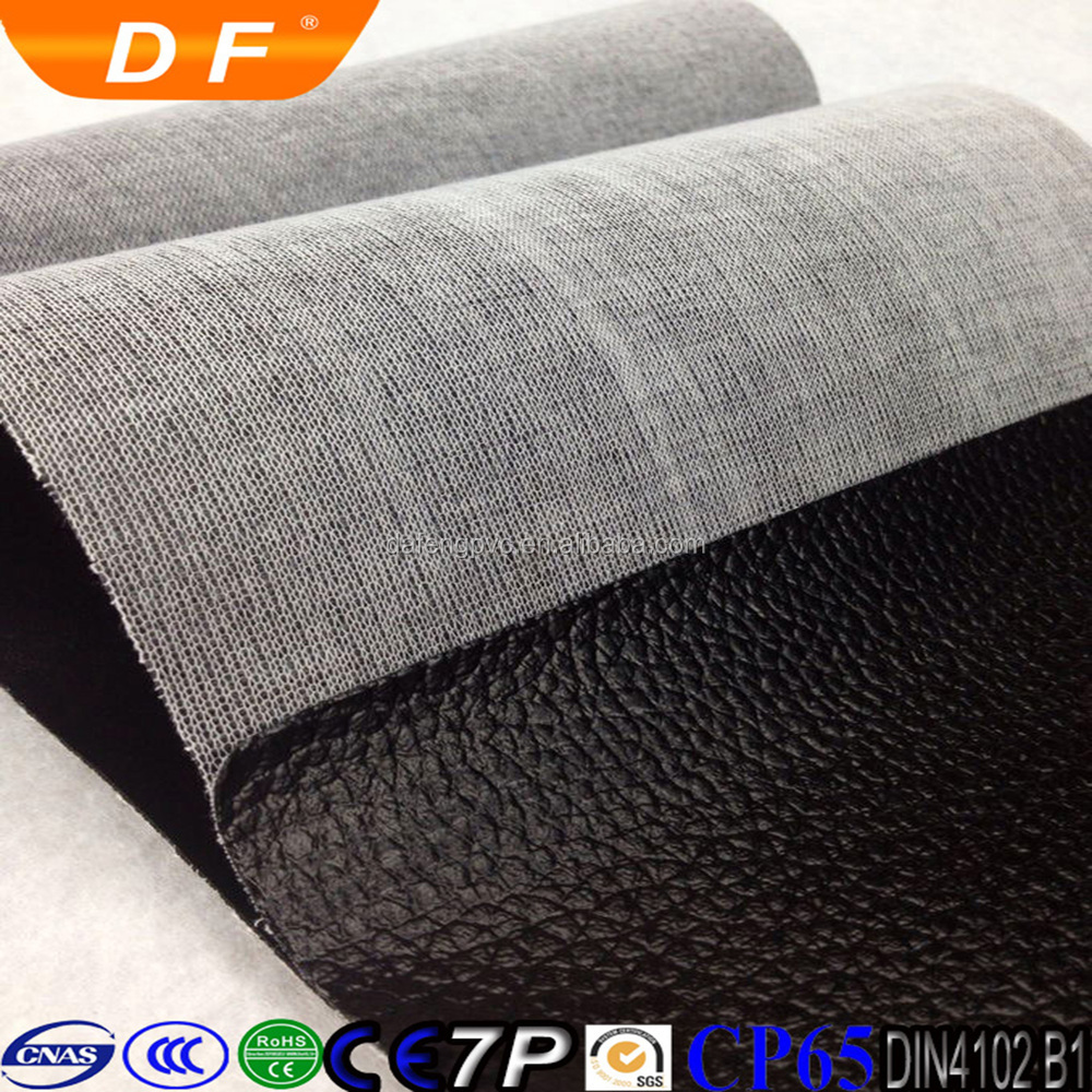 2017 Anti Mildew Abrasion Resistant Leather
